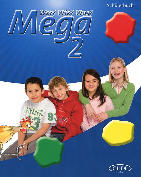 Wer? Wie? Was? Mega 2: Schulerbuch