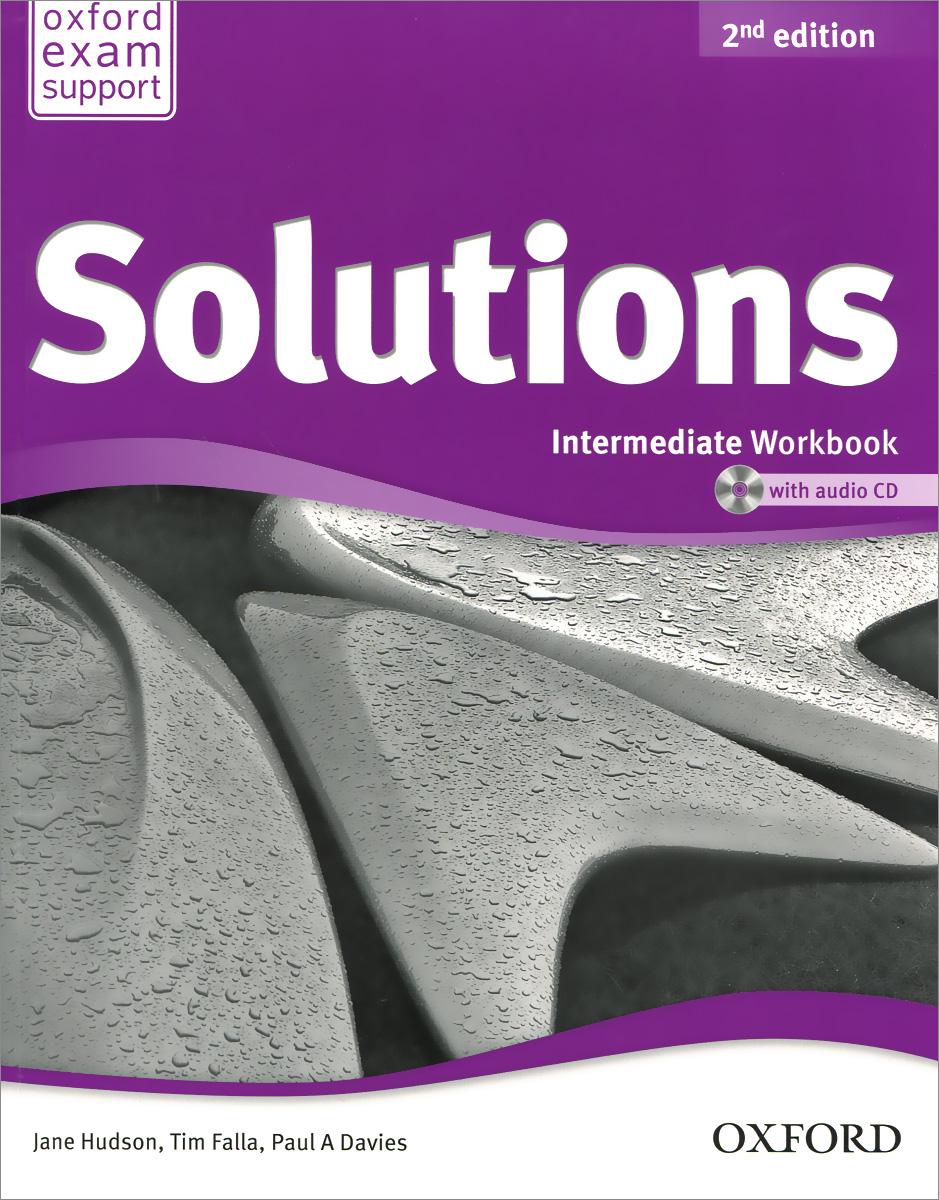 Solutions: Intermediate: Workbook (+ аудиокурс на CD)
