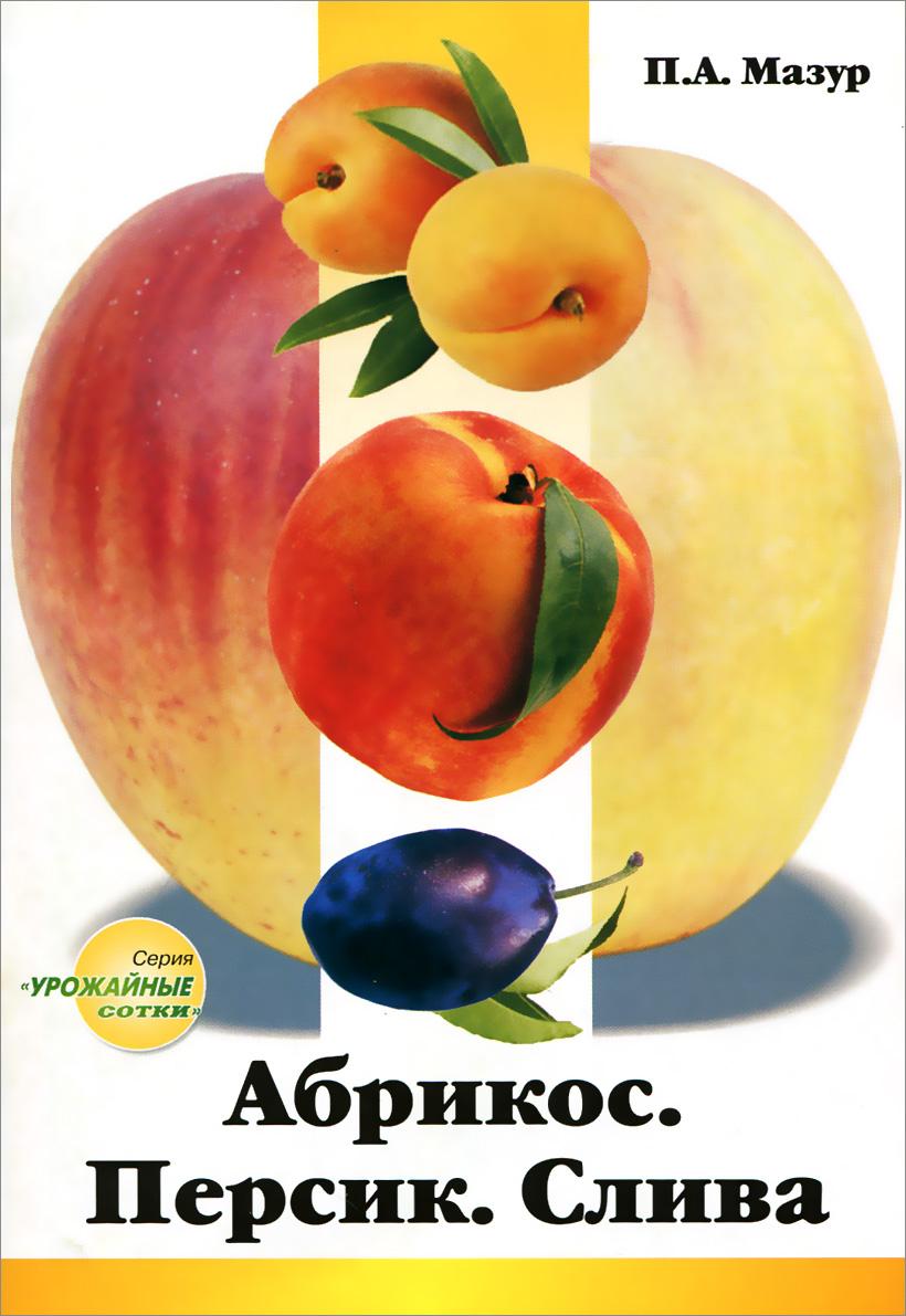Абрикос. Персик. Слива
