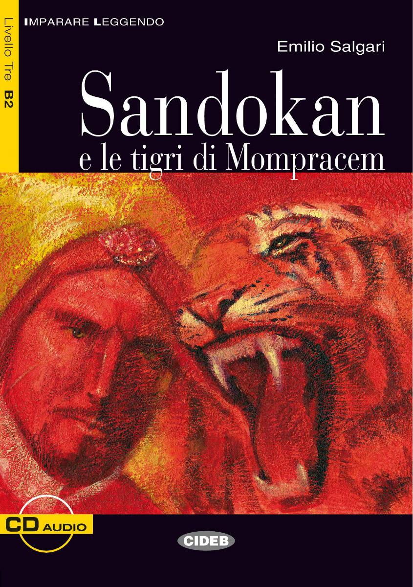 Sandokan e le tigri di mompracem: Livello Tre B2 (+ CD)