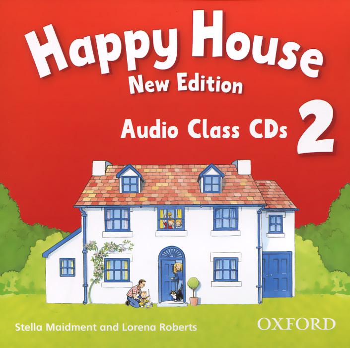 Happy House 2: Class Audio CDs (аудиокурс на 2 CD)