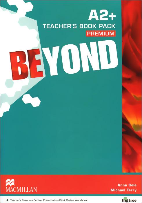 Beyond A2+: Teacher's Book Premium Pack (+ 2 CD, DVD)