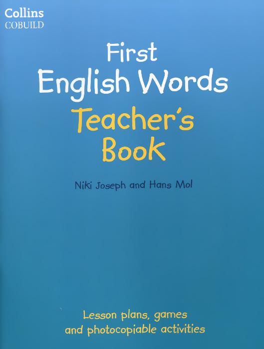 First English Words: Teacher's Book