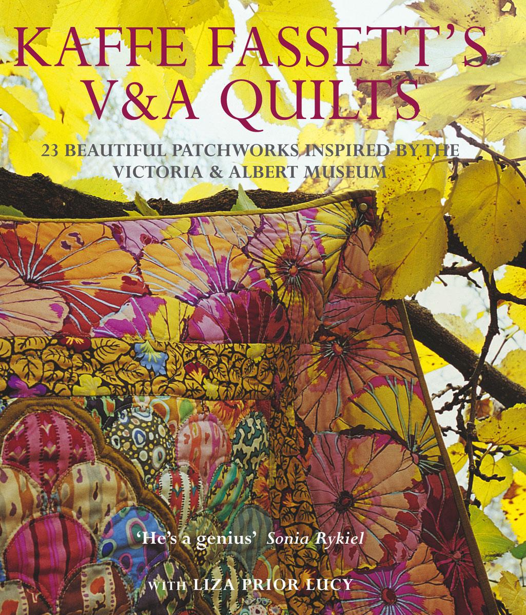 Kaffe Fassett's V & A Quilts