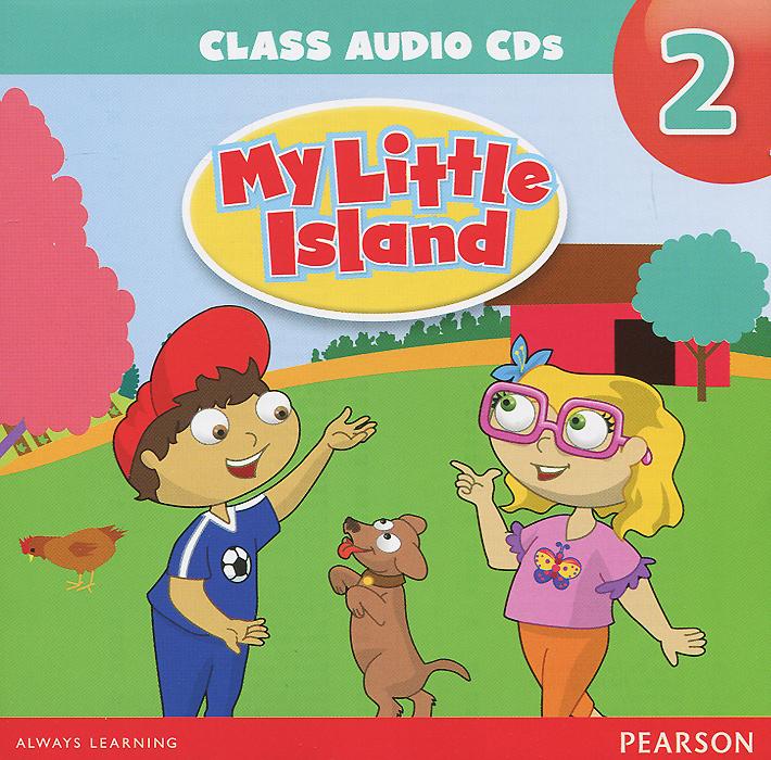 My Little Island 2: Class Audio CD (аудиокурс на 2 CD)