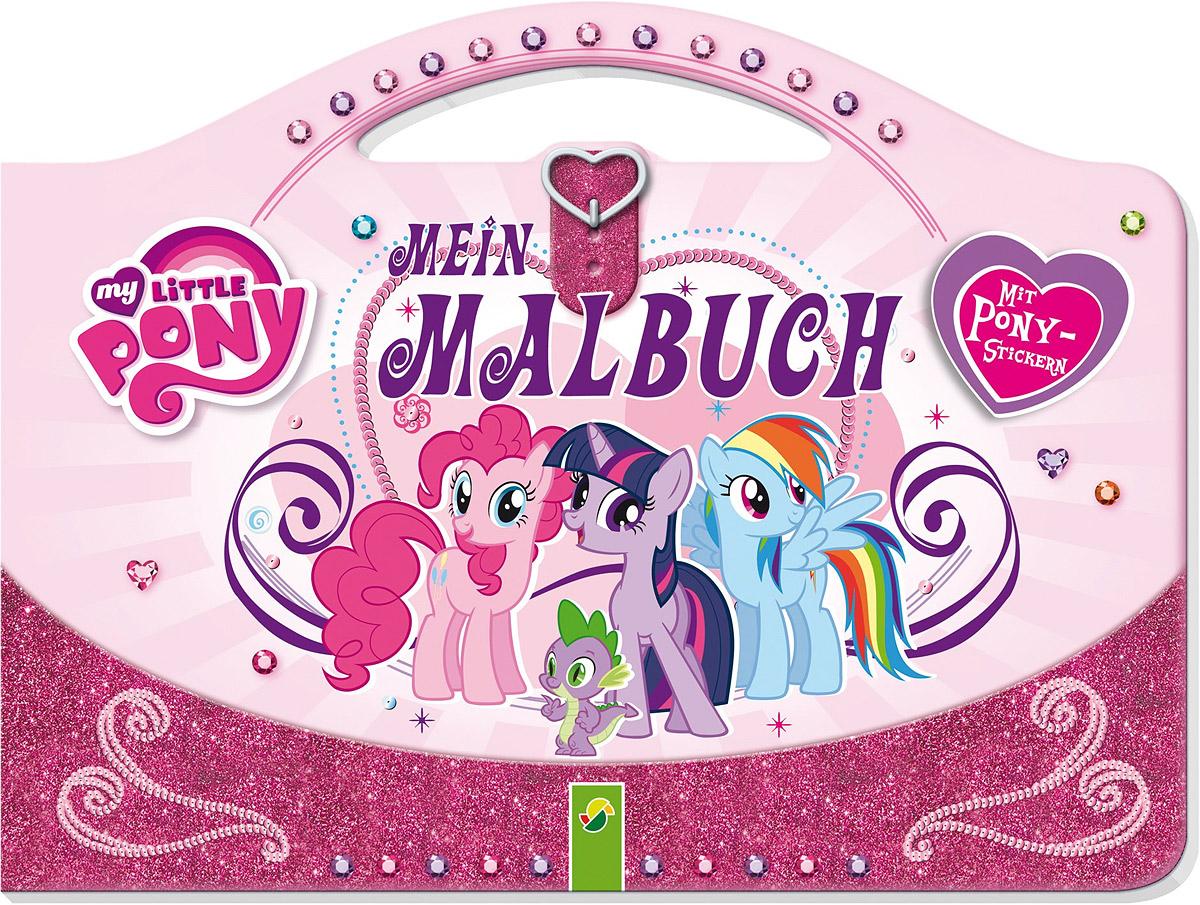My Little Pony: Mein Taschen-Malbuch