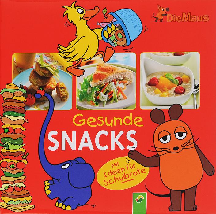 Die Maus: Gesunde Snacks12296407Dieses Kochbuch mit der Maus enthalt jede Menge Rezepte fur gesunde Snacks, kleine, leckere Cerichte und vitaminreiche Pausenbrote, die Kindem gelingen und schmecken. - Bebilderte Rezepte Schritt fiir Schritt erklart. - Jeweils mit Schwierigkeitsgrad. - Zutaten- und Zubehor listen. Mit Maus, Ente und Elefant macht gesundes Essen richtig Spass!