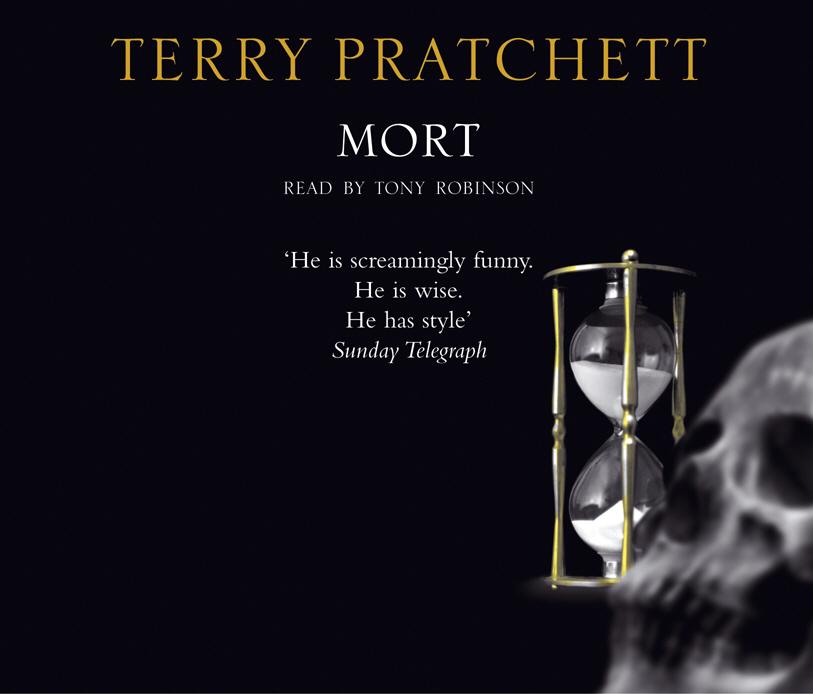 Mort (аудиокнига CD)