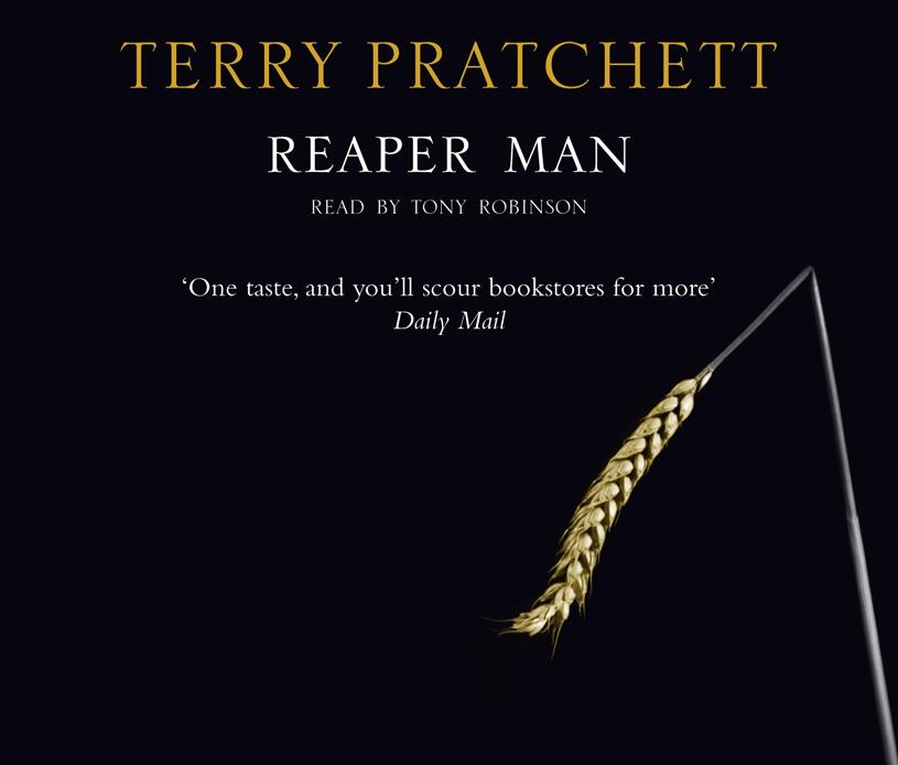 Reaper Man (аудиокнига CD)