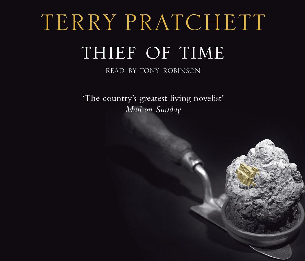 Thief of Time (аудиокнига CD)