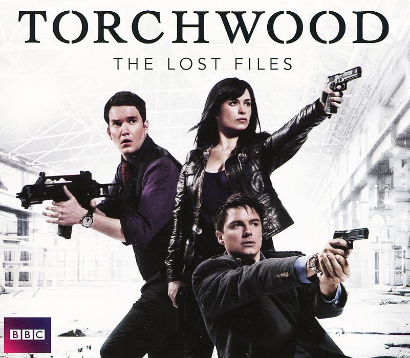 Torchwood: The Lost Files (аудиокнига MP3 на 3 CD)