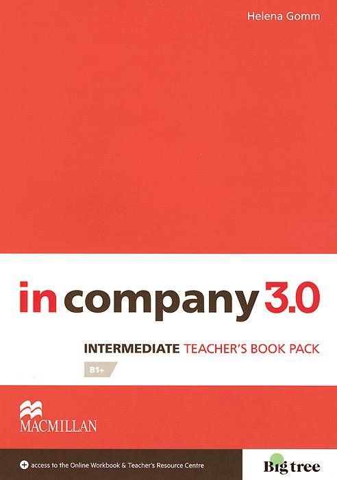 In Company 3.0: Intermediate Level: Teacher's Book Pack