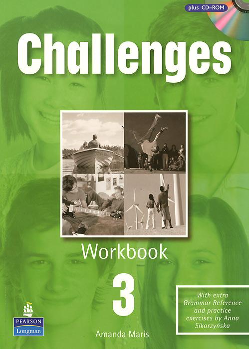 Challenges 3: Workbook (+ CD-ROM)