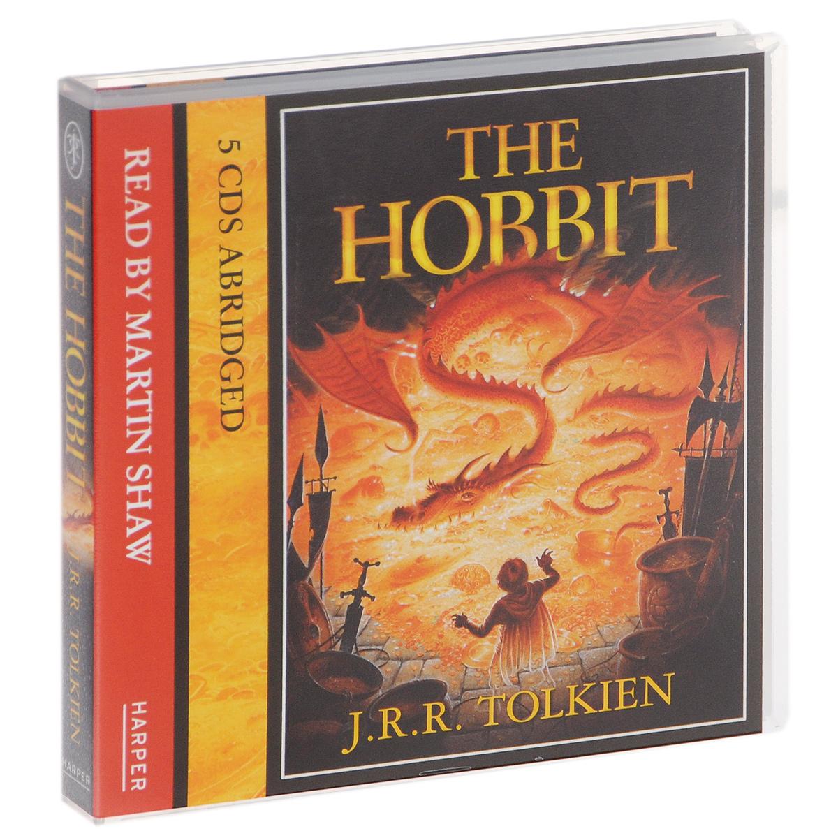 The Hobbit (аудиокнига на 5 CD)
