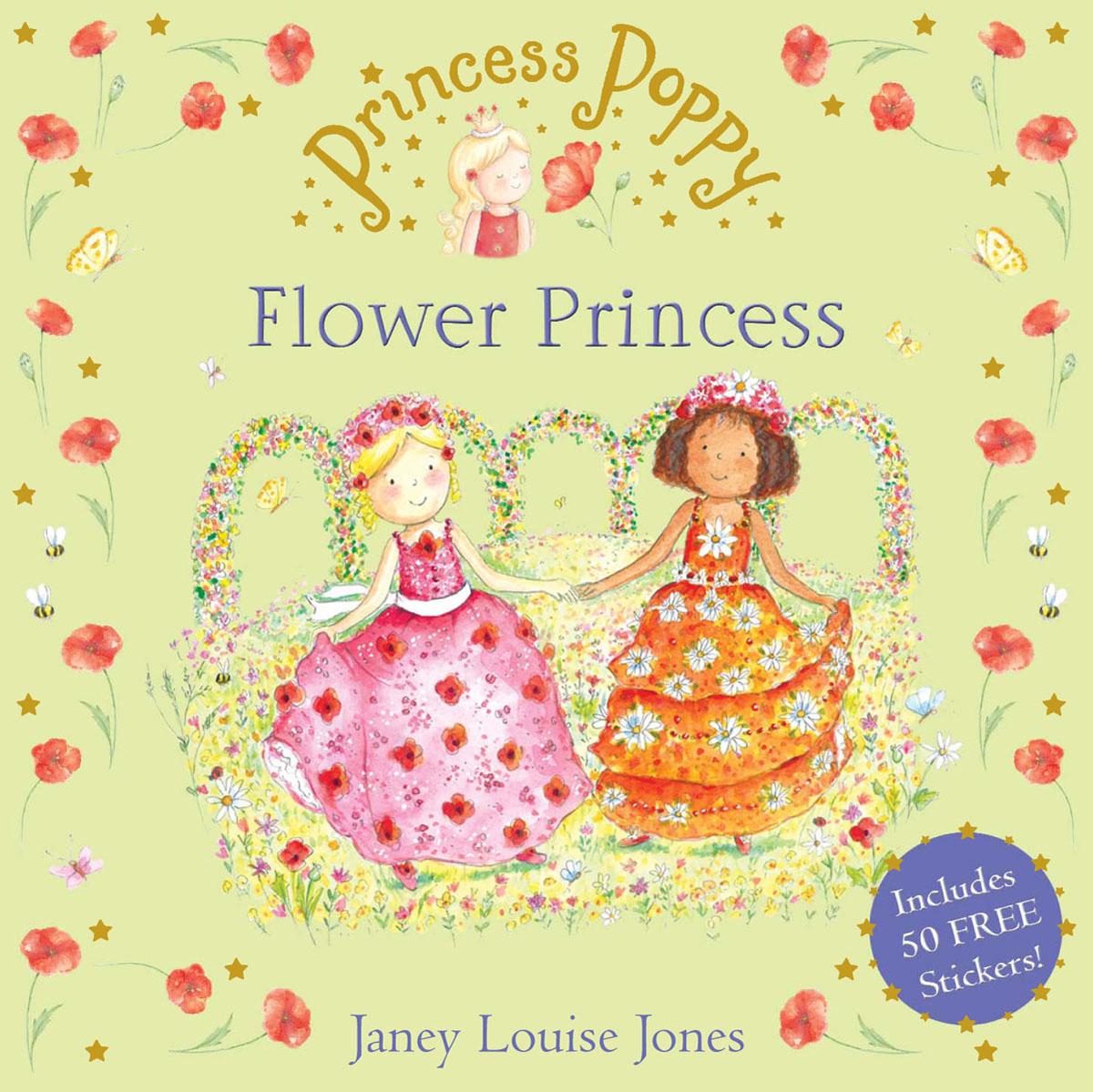Princess Poppy: The Flower Princess