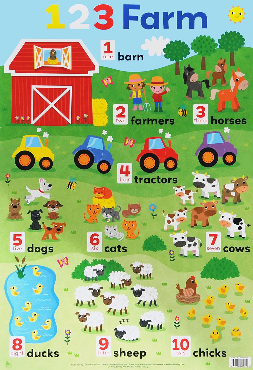 123 Farm (плакат)