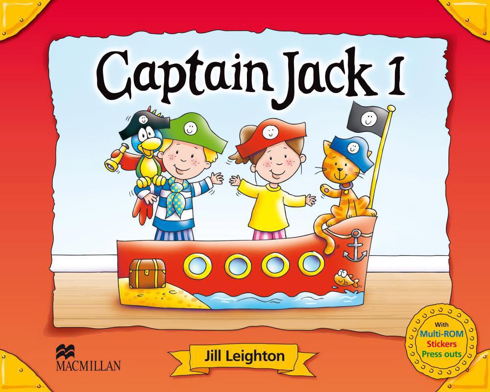 Captain Jack 1 (+ CD-ROM)