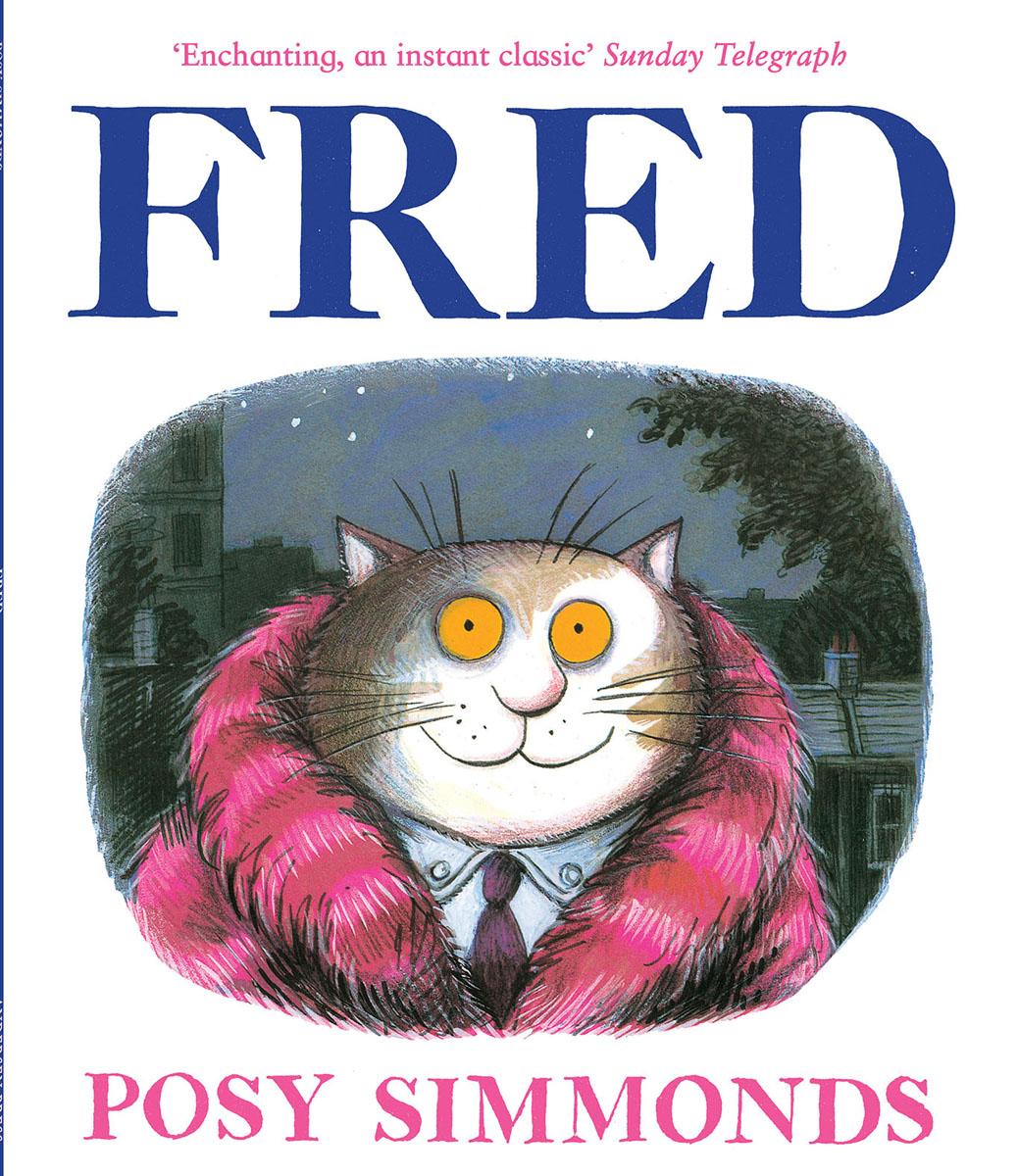 Simmonds, Posy Fred вафельница clatronic pm 3622 silver