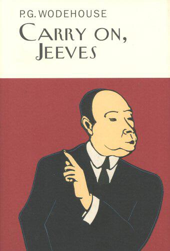 Обложка книги Carry On, Jeeves