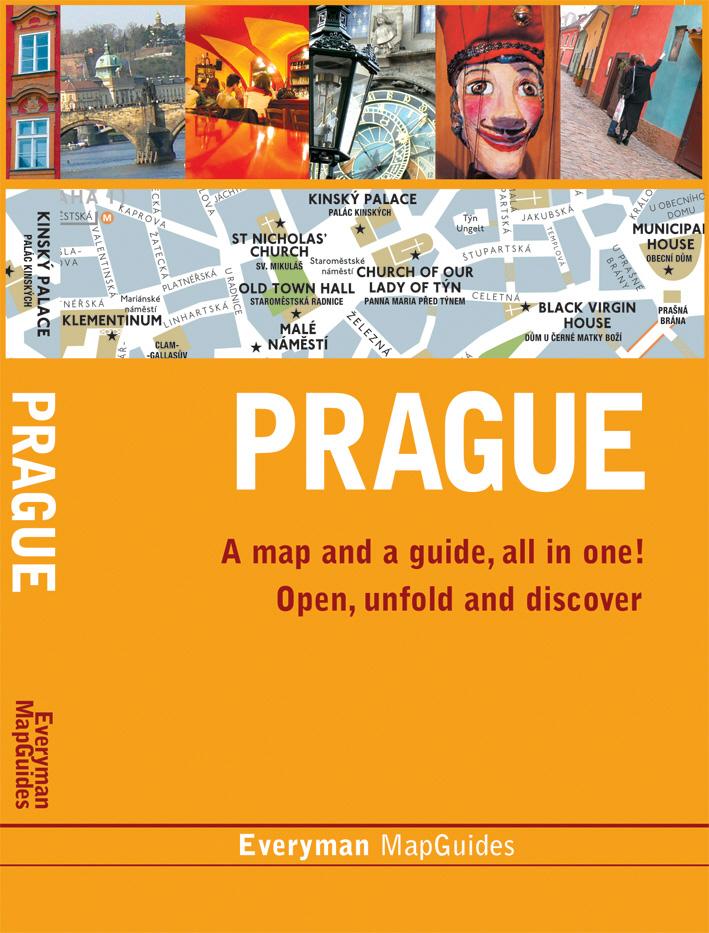 Everyman MapGuide to Prague ( 9781841595306 )