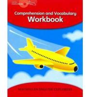 Comprehension and Vocabulary: Workbook: Level 1