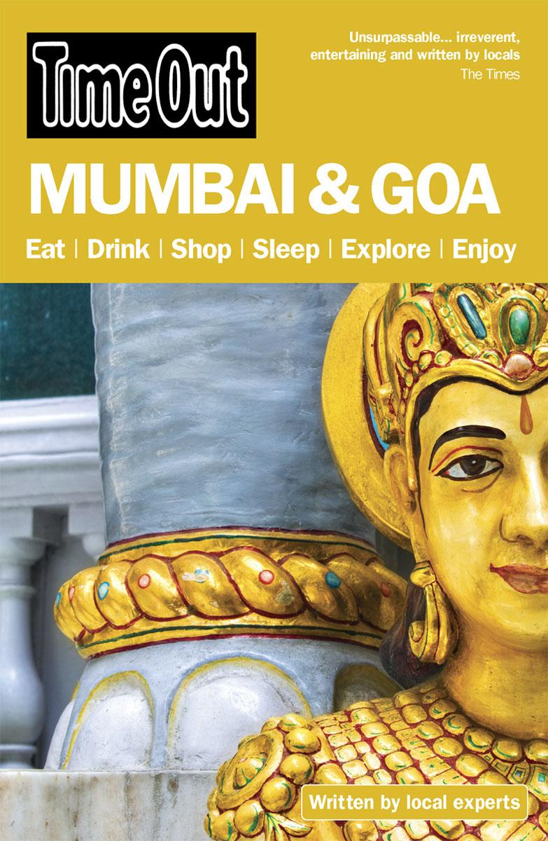 Time Out Mumbai & Goa 3rd edition ( 9781846702129 )