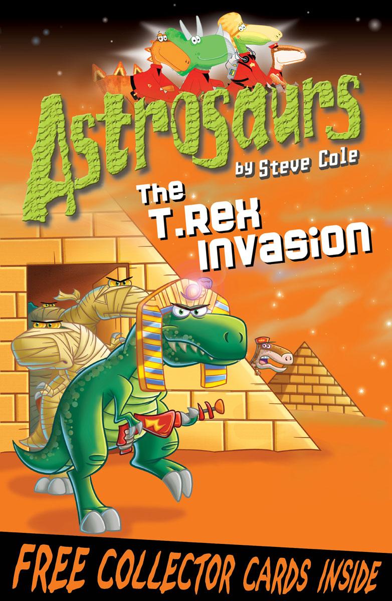 Astrosaurs 21: The T Rex Invasion