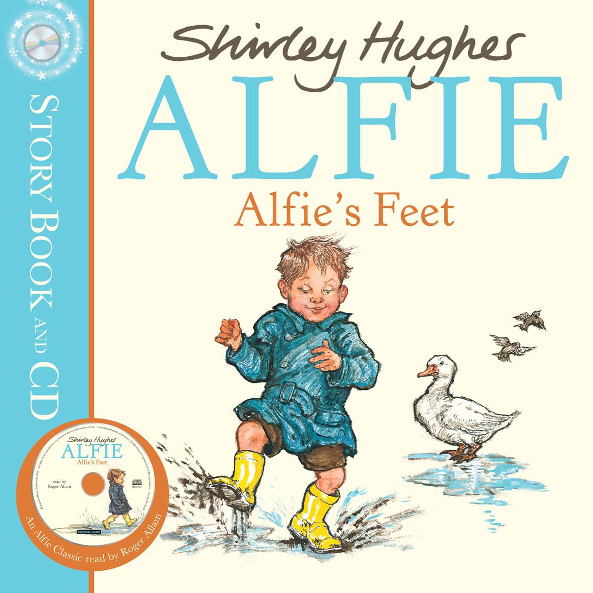 Alfies Feet
