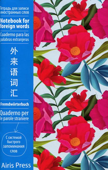 Тетрадь для записи иностранных слов ( 978-5-8112-5520-7 )