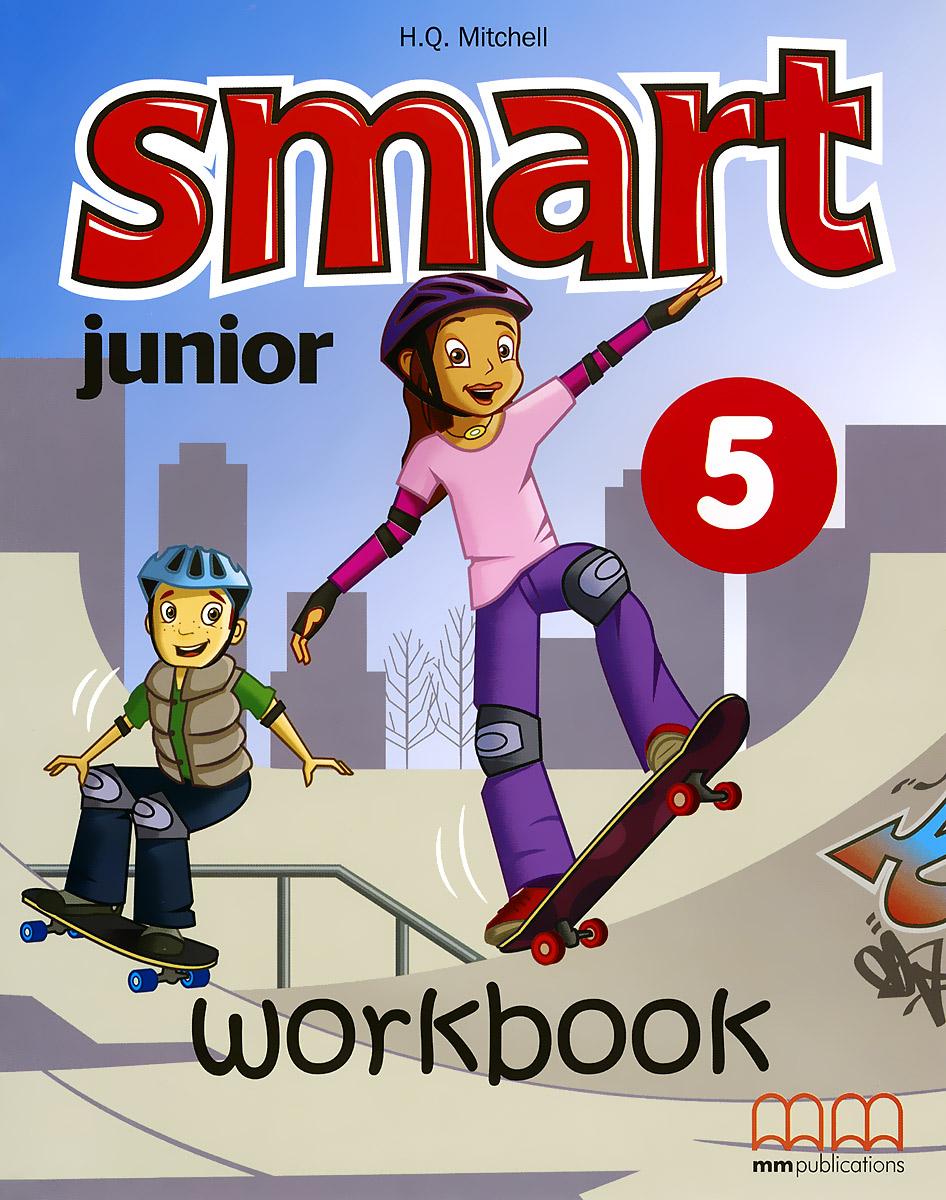 Smart Junior 5: Workbook (+ CD-ROM)