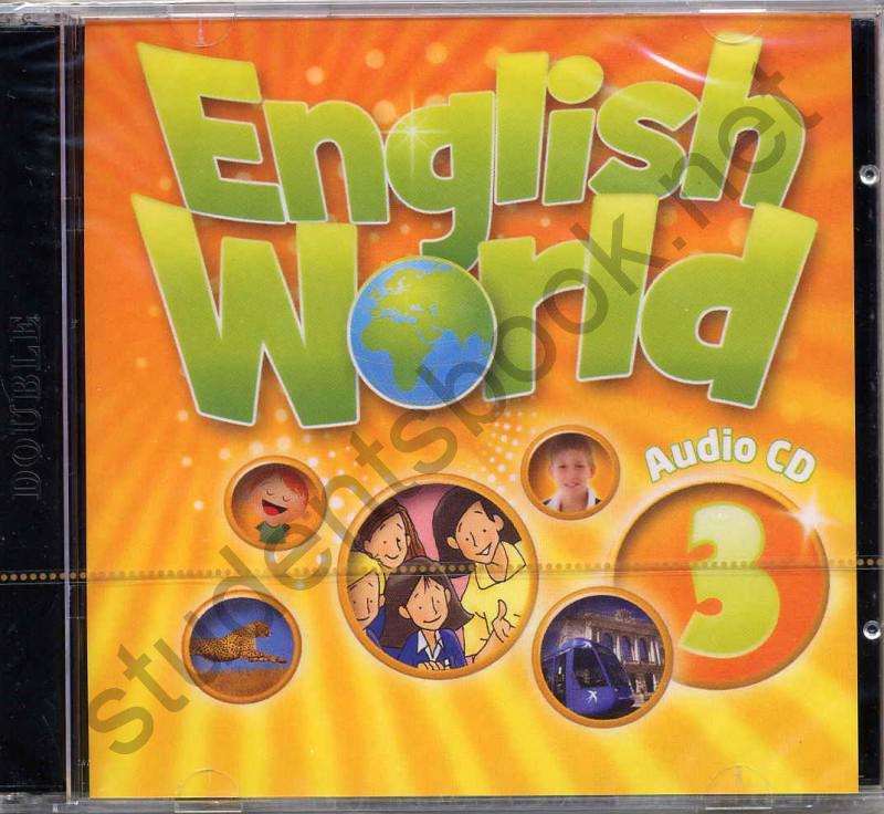 English World 3 (аудиокурс на 2 CD)