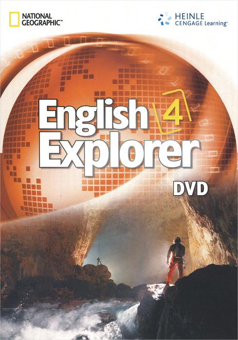 English Explorer 4 (видеокурс DVD)
