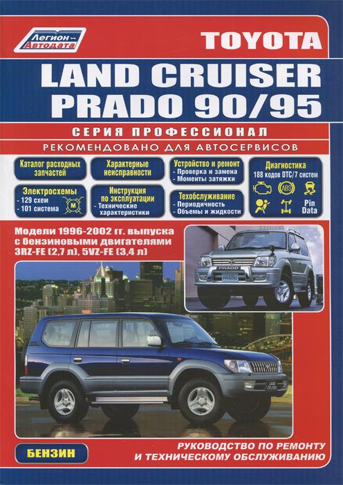Toyota Land Cruiser Prado. ������ 1996-2002 ��. ������� � ����������� �����������. ����������� �� ������� � ������������ ������������