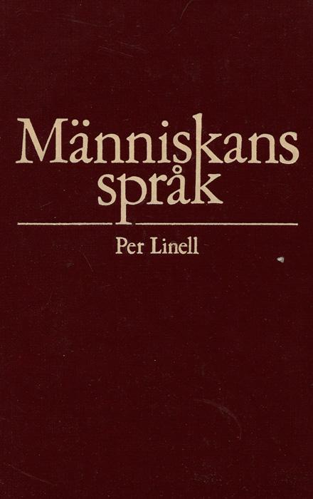 Manniskans sprak: En orientering om sprak, tankande och kommunikation / Язык и человек. Проблемы языка, мышления и коммуникации. Пособие по шведскому языку
