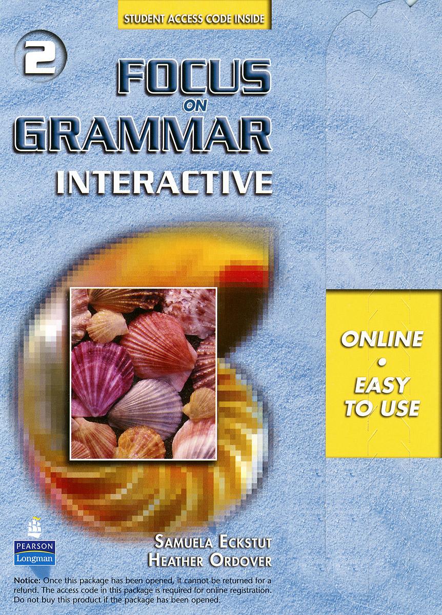 Focus on Grammar Interactive 2