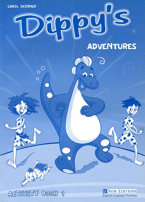 Dippy's Adventures: Activity Book 1