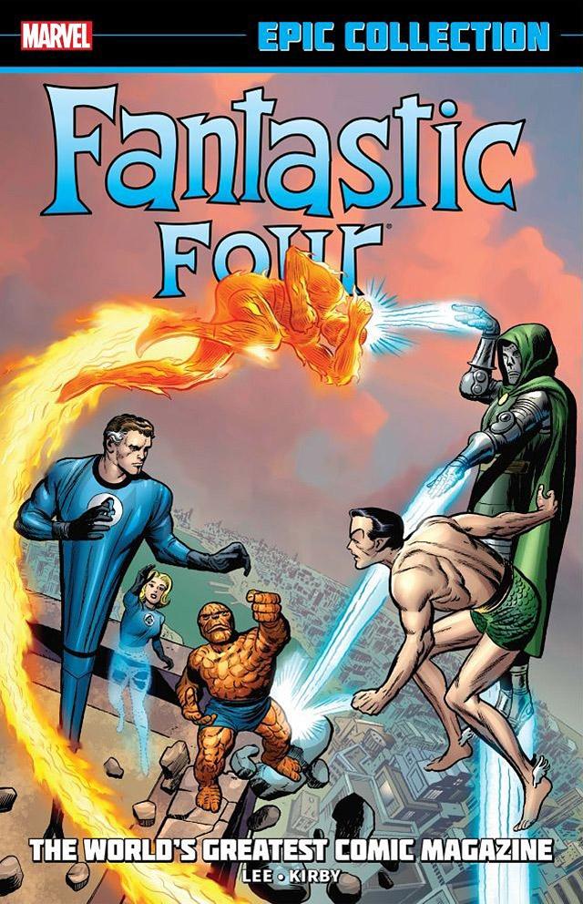 Fantastic Four: Volume 1