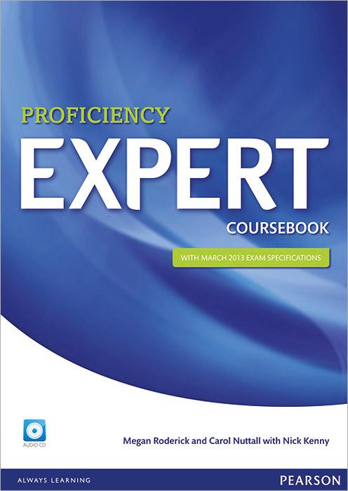 Expert Proficiency Coursebook (+ 2 CD)