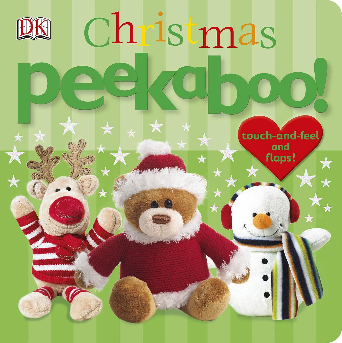 Peekaboo! Christmas ( 978-1-4093-4709-5 )
