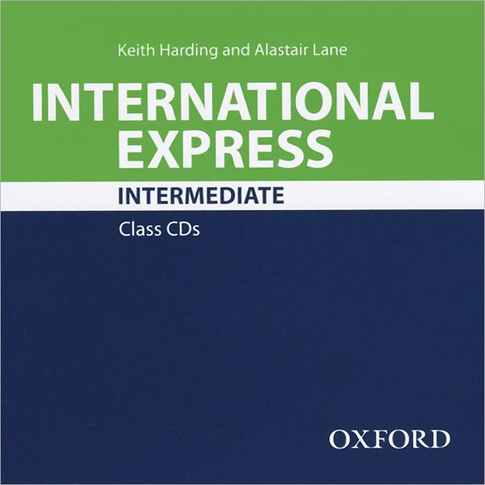 International Express: Intermediate: Class CDs (��������� �� 2 CD)