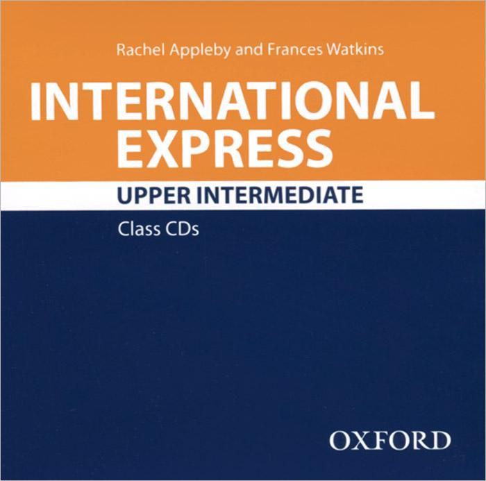 International Express: Upper-Intermediate (аудиокурс на 2 CD)