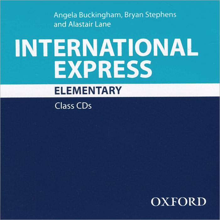 International Express: Elementary: Class CDs (аудиокурс на 2 CD)