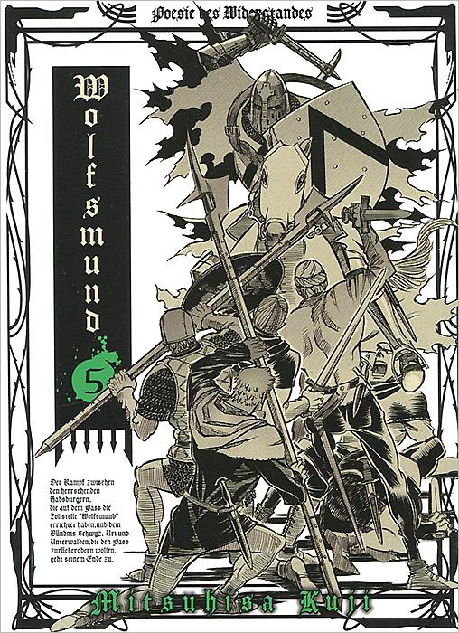 Wolfsmund: Volume 5
