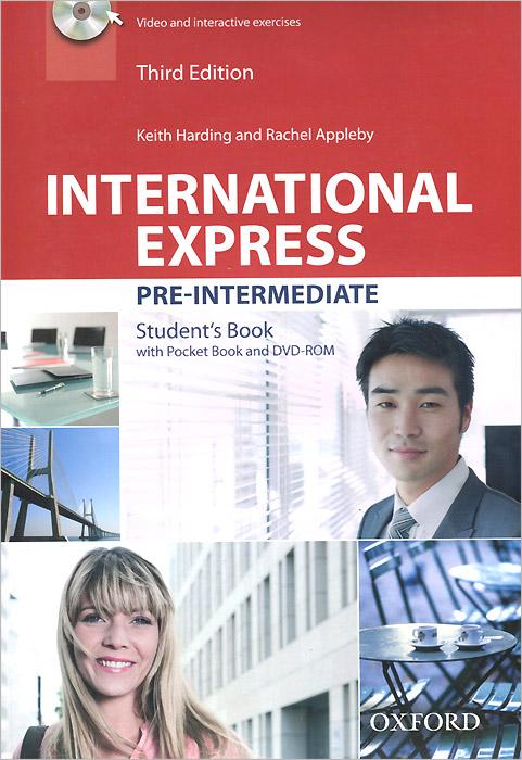 International Express: Pre-Intermediate: Student's Book with Pocket Book (+ DVD-ROM)