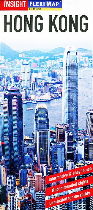 Insight Flexi Map: Hong Kong