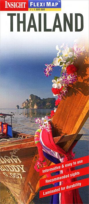Insight Flexi Map: Thailand.