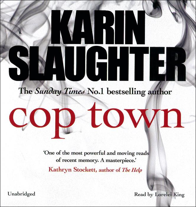 Cop Town (аудиокнига на 10 CD)
