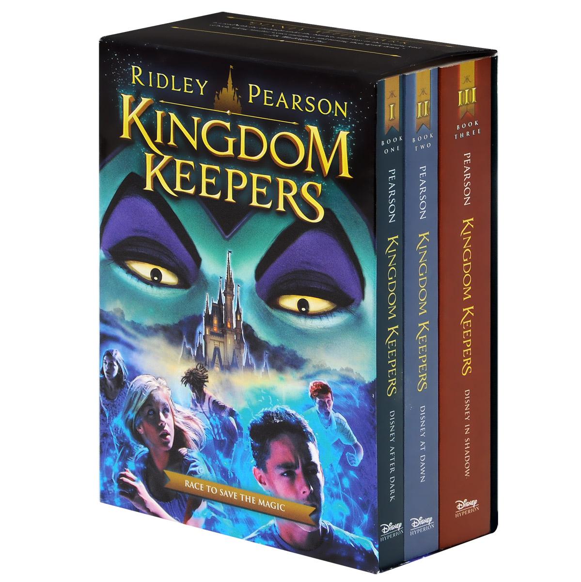 Kingdom Keepers Boxed Set: Featuring Kingdom Keepers