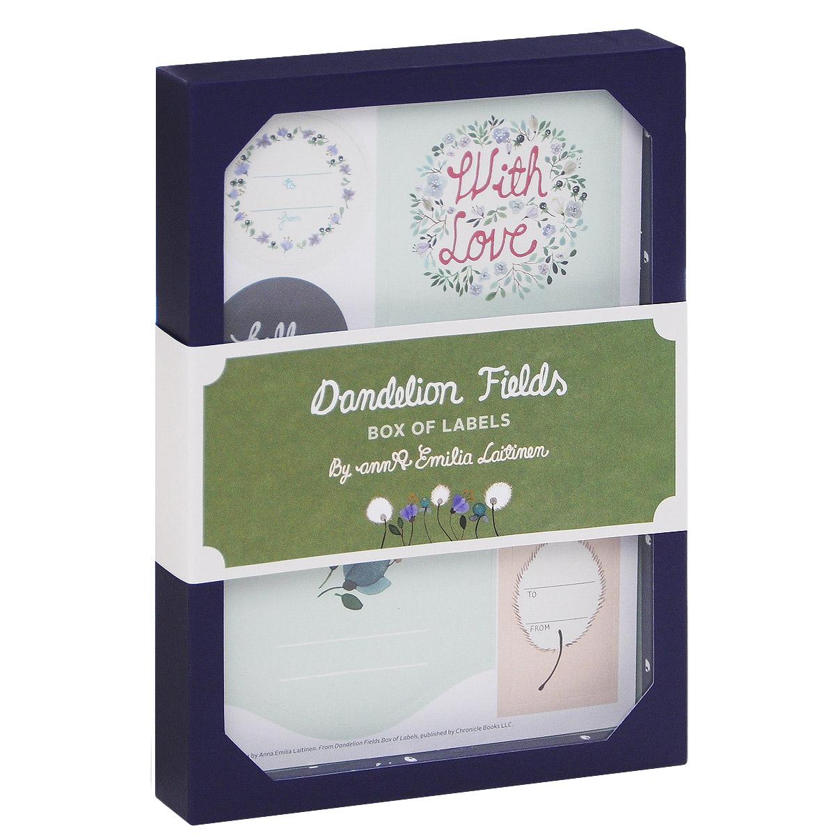 Dandelion Fields: Box of Labels