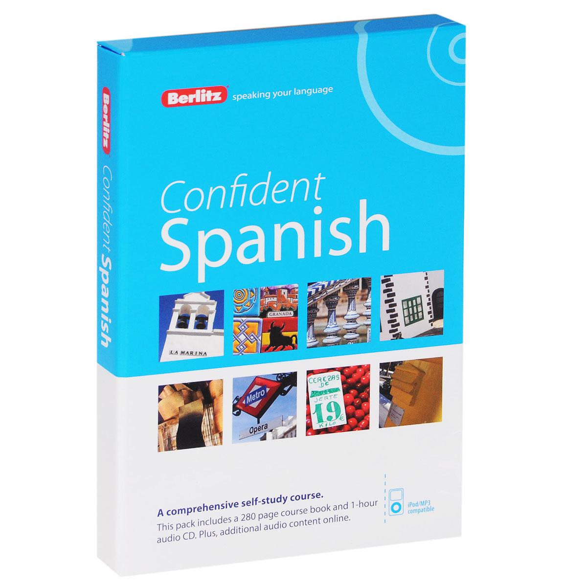 Berlitz: Confident Spanish (+ CD)